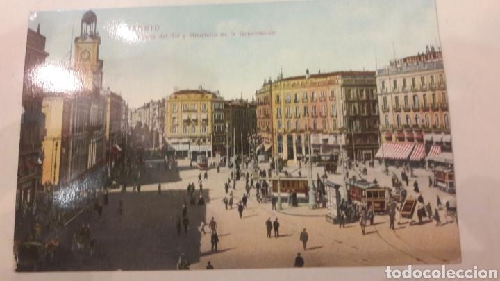 Postales: 1900 Antiguas Postales Logroño Madrid - Foto 4 - 161149114