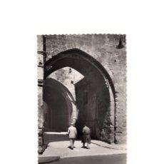 Postales: SANTO DOMINGO DE LA CALZADA.- ARCO DEL CRISTO.. Lote 161388150