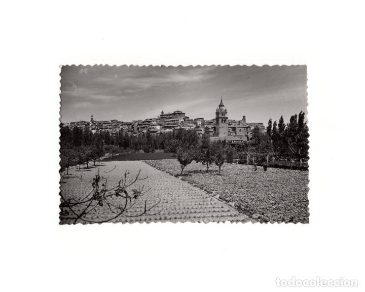 CALAHORRA.(LA RIOJA).- VISTA PARCIAL. (Postales - España - La Rioja Antigua (hasta 1939))