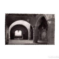 Postales: SANTO DOMINGO CALZADA.- HOSPITAL DE PEREGRINOS.. Lote 161700862
