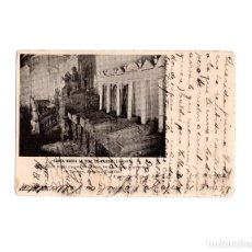 Postales: SANTA MARIA LA REAL DE NÁJERA.(LA RIOJA).- EL PARTEÓN. REYES NAVARRA Y CASTILLA.. Lote 162417106