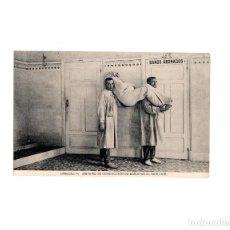 Postales: ARNEDILLO.(LOGROÑO).- SISTEMA DE CONDUCCIÓN DE ENFERMOS AL RESUDOR.. Lote 162418250