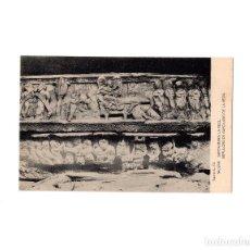 Postales: SANTA MARIA LA REAL DE NÁJERA.(LA RIOJA).- SEPULCRO DE GARCILASO DE LA VEGA.. Lote 162418754