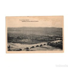 Postales: ARNEDO.- PUENTE SOBRE EL CIDACOS.. Lote 162419566