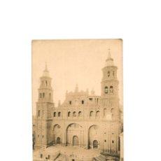Postales: ALFARO .(LA RIOJA).- COLEGIATA DE SAN MIGUEL. POSTAL FOTOGRÁFICA.. Lote 164799646