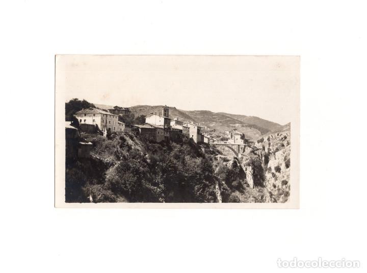 ORTÍGOSA DE CAMEROS.(LA RIOJA).- VISTA PARCIAL. POSTAL FOTOGRÁFICA. (Postales - España - La Rioja Antigua (hasta 1939))