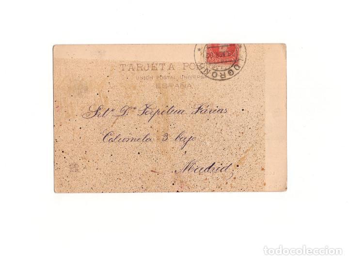 Postales: LOGROÑO.(LA RIOJA).- MURO DE SAN FRANCISCO. - Foto 2 - 164823442
