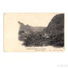 Postales: TERMAS DE ARNEDILLO.(LA RIOJA).- VALLE DEL PUEBLO.. Lote 164824854