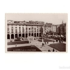 Postales: LOGROÑO.(LA RIOJA).- PLAZA DE LA CONSTITUCIÓN.. Lote 164825110