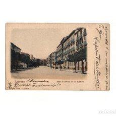Postales: LOGROÑO.(LA RIOJA).- MURO DE BRETON DE LOS HERREROS.. Lote 164843734