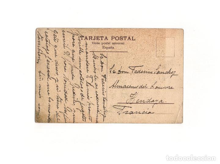 Postales: LOGROÑO.(LA RIOJA).- MURO DE BRETON DE LOS HERREROS. - Foto 2 - 164843734