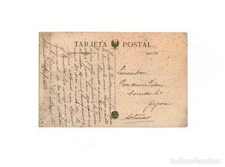 Postales: LOGROÑO.(LA RIOJA).- MURO DE DON FRANCISCO DE LA MATA. - Foto 2 - 164844086