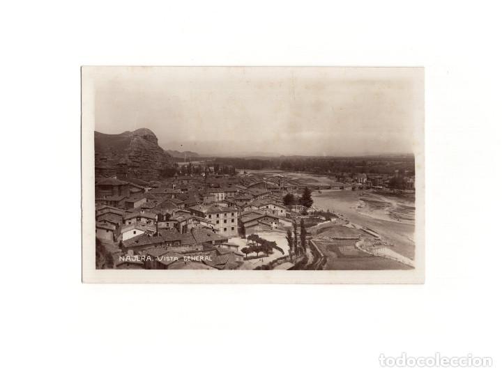 NAJÉRA.(LA RIOJA).- VISTA GENERAL. (Postales - España - La Rioja Antigua (hasta 1939))