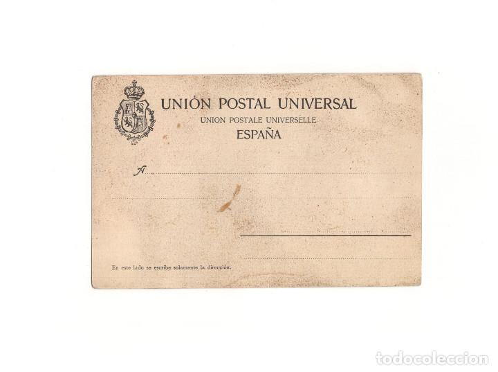 Postales: LOGROÑO.(LA RIOJA).- ESTATUA DE SAGASTA.RECUERDO. - Foto 2 - 164857418