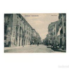Postales: CALAHORRA.(LA RIOJA).- CALLE GRANDE.. Lote 168096609
