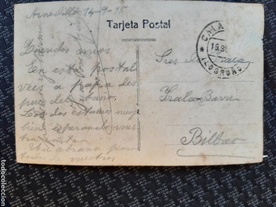 Postales: Postal Balneario de Arnedillo Logroño La Rioja - Foto 2 - 168369597
