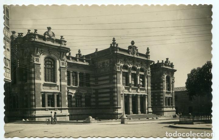 LOGROÑO. 16. ESCUELA INDUSTRIAL. EDICIONES GARCÍA GARABELLA (Postales - España - La Rioja Antigua (hasta 1939))