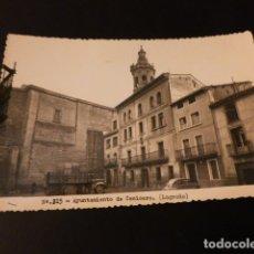 Postales: CENICERO LOGROÑO AYUNTAMIENTO. Lote 171322512