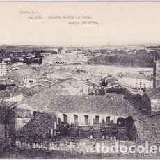 Postales: NAJERA - SANTA MARIA LA REAL - FOTOTIPIA HAUSER Y MENET - MADRID. Lote 175101855