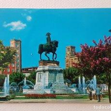 Postales: LOGROÑO PASEO DEL ESPOLON POSTAL. Lote 176100660