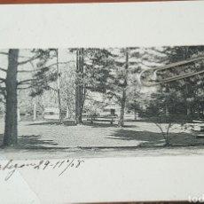 Postales: POSTAL FOTOGRÁFICA UNICA CABEZÓN DE CAMEROS (LA RIOJA) 1908. Lote 176098729