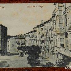 Postales: POSTAL DE HARO, LA RIOJA, CALLE DE LA VEGA, EDICION DEL VAL, SIN CIRCULAR, EDICION H. DEL VAL.. Lote 177339154