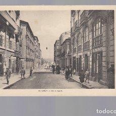 Postales: LOGROÑO.-CALLE DE SANGASTA. Lote 177724167