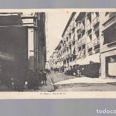 Postales: LOGROÑO.- CALLE DEL MERCADO. Lote 177724434