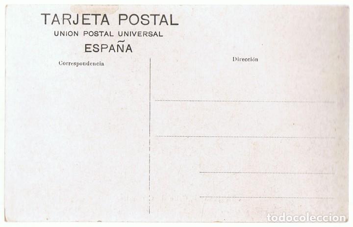 Postales: POSTAL LOGROÑO CALLE DE CERVANTES - Foto 2 - 177791075