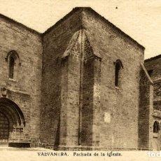 Postales: VALVANERA (LA RIOJA) - FACHADA DE LA IGLESIA. Lote 182670188