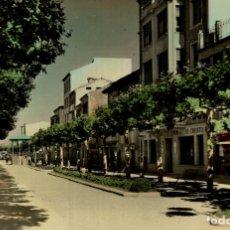 Postales: LOGROÑO (LA RIOJA).-VISTA PARCIAL DEL ESPOLÓN. Lote 182670256