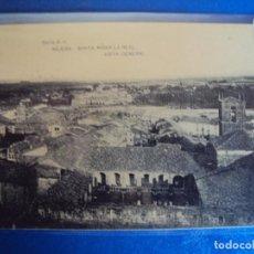 Postales: (PS-62395)POSTAL DE NAJERA-SANTA MARIA LA REAL.VISTA GENERAL. Lote 190350037