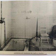 Postales: ARNEDILLO-GABINETE DE BAÑO Y DUCHA-FOTOTIPIA HAUSER Y MENET-POSTAL ANTIGUA-(66.058). Lote 190463922