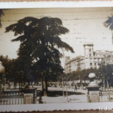 Postales: POSTAL LOGROÑO, VISTA PARCIAL DEL ESPOLON, EDICION JOSECHU. Lote 195187370