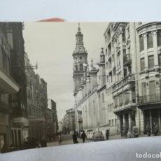 Cartes Postales: TARJETA POSTAL. LOGROÑO. CALLE GENERAL MOLA. 27. EDICIONES PARIS J.M. ZARAGOZA. Lote 196568941
