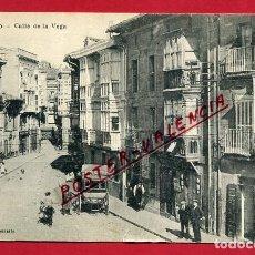 Postales: POSTAL LA RIOJA LOGROÑO HARO CALLE DE LA VEGA ORIGINAL P89928. Lote 198516678