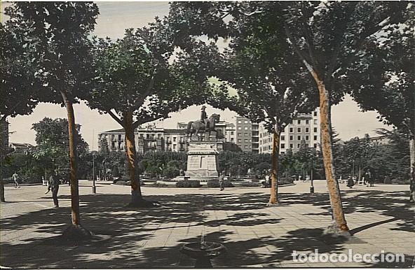 X123421 LA RIOJA LOGRONO JARDINES DEL ESPOLON (Postales - España - La Rioja Antigua (hasta 1939))
