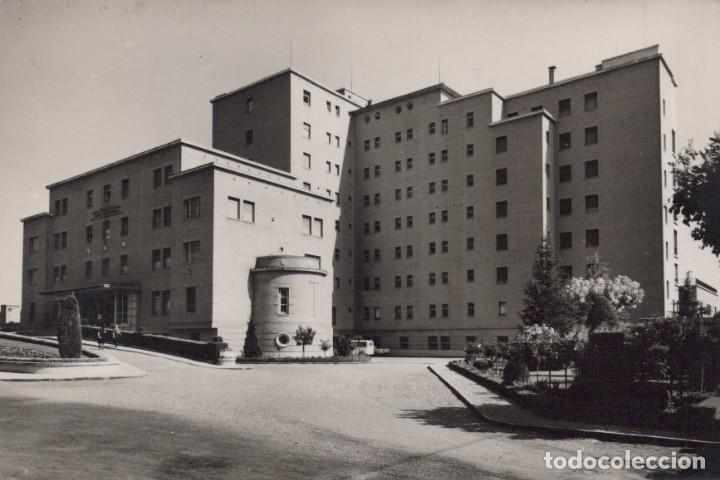 POSTAL LOGROÑO RESIDENCIA SANITARIA ED. L MONTAÑES 21 (Postales - España - La Rioja Antigua (hasta 1939))