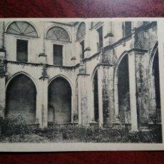 Postales: MONASTERIO DE SAN MILLAN DE YUSO .- CLAUSTRO .- COLECCION ARTISTICA DE ESPAÑA Nº 2 M. SERVENT. Lote 208894640