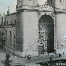Postales: LOGROÑO-COLEGIATA DE SANTA MARIA DE LA REDONDA-ARRRIBAS EDICIONES-81-POSTAL ANTIGUA-(72.134). Lote 209959250