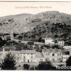 Postales: BONITA POSTAL - CERVERA DEL RIO ALHAMA (LA RIOJA) - VISTA PARCIAL. Lote 212555475