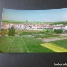 Postales: SANTO DOMINGO DE LA CALZADA LA RIOJA VISTA GENERAL. Lote 216586523
