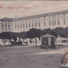 Postales: LOGROÑO (LA RIOJA) - CONVENTO Y COLEGIO DE LA ENSEÑANZA. Lote 223035087