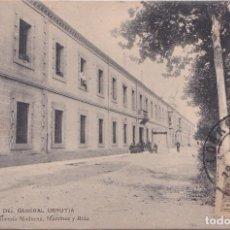 Postales: LOGROÑO (LA RIOJA) - CUARTELES DEL GENERAL URRUTIA. Lote 223131766