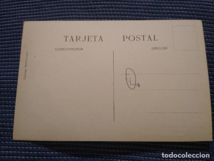 Postales: Logroño Hijos de Aleson Librería. Estación del Ferrocarril.. Fotografica. - Foto 2 - 224531981