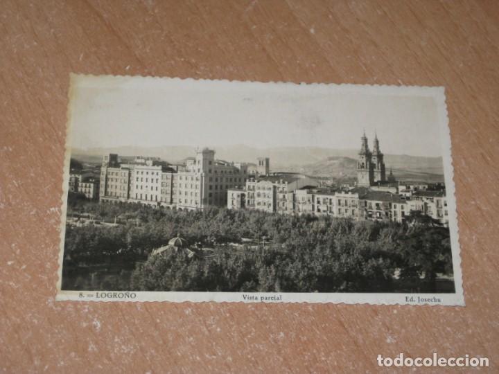 POSTAL DE LOGROÑO (Postales - España - La Rioja Antigua (hasta 1939))