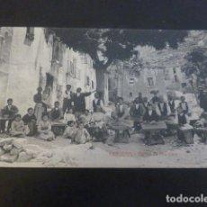Postales: CERVERA DE RIO ALHAMA LA RIOJA BARRIO DE NISUELAS. Lote 224821612