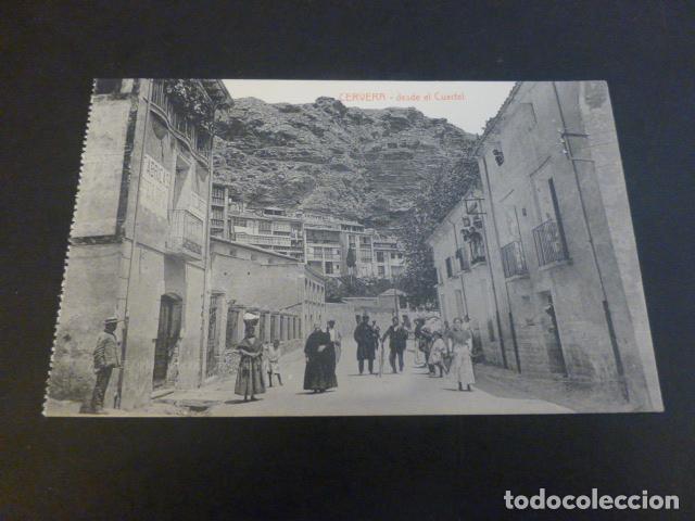 CERVERA DE RIO ALHAMA LA RIOJA DESDE EL CUARTEL (Postales - España - La Rioja Antigua (hasta 1939))