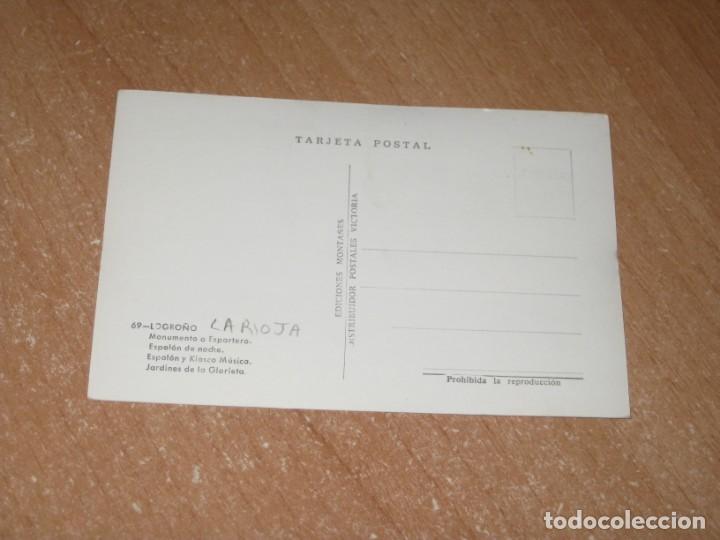 Postales: POSTAL DE LOGROÑO - Foto 2 - 224998635