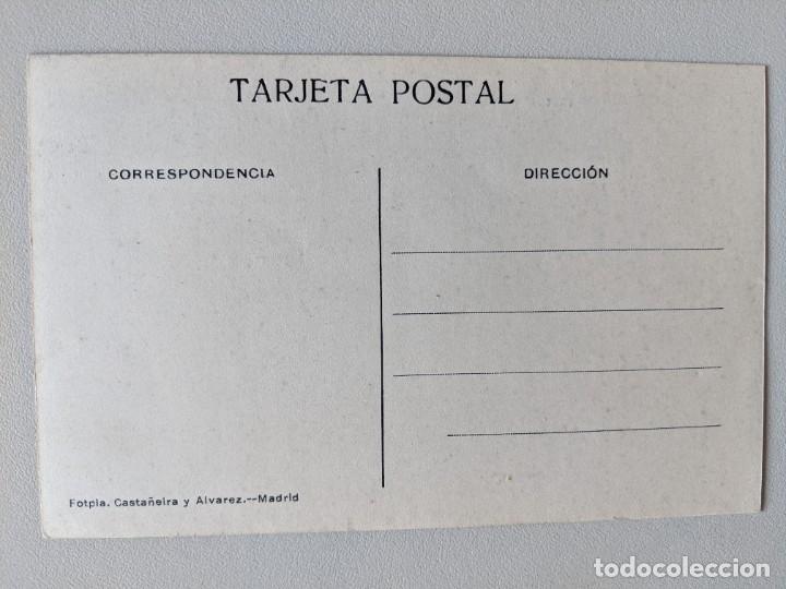 Postales: LOGROÑO ESTACION DEL FERROCARRIL - PRINCIPIOS SIGLO XX - FOTOTIPIA CASTAÑEIRA Y ALVAREZ DE MADRID - Foto 2 - 227140375